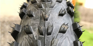 test Michelin Force XC 29