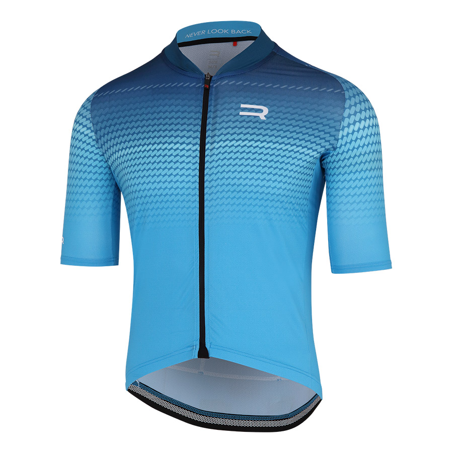 Maillot Finisseur Core Recycled fading azul